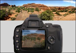 Managing Digital Photos For Building Panoramas