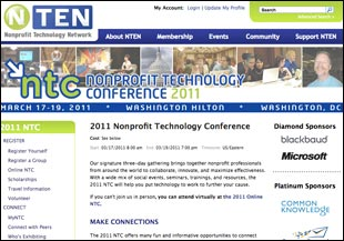 Digital Asset Management System at Nonprofit Technology Conference